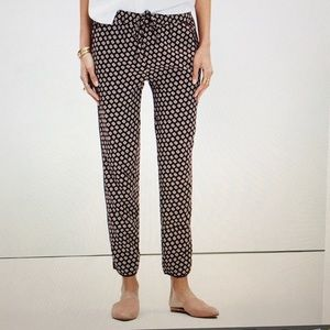 Madewell Track Trousers in Coin Tile